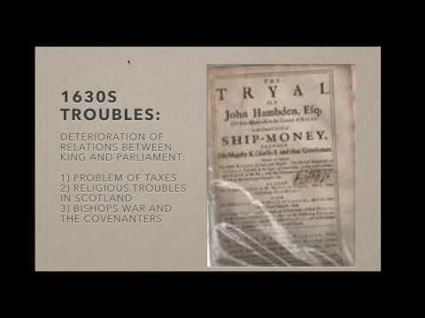 English Civil War Lecture 3