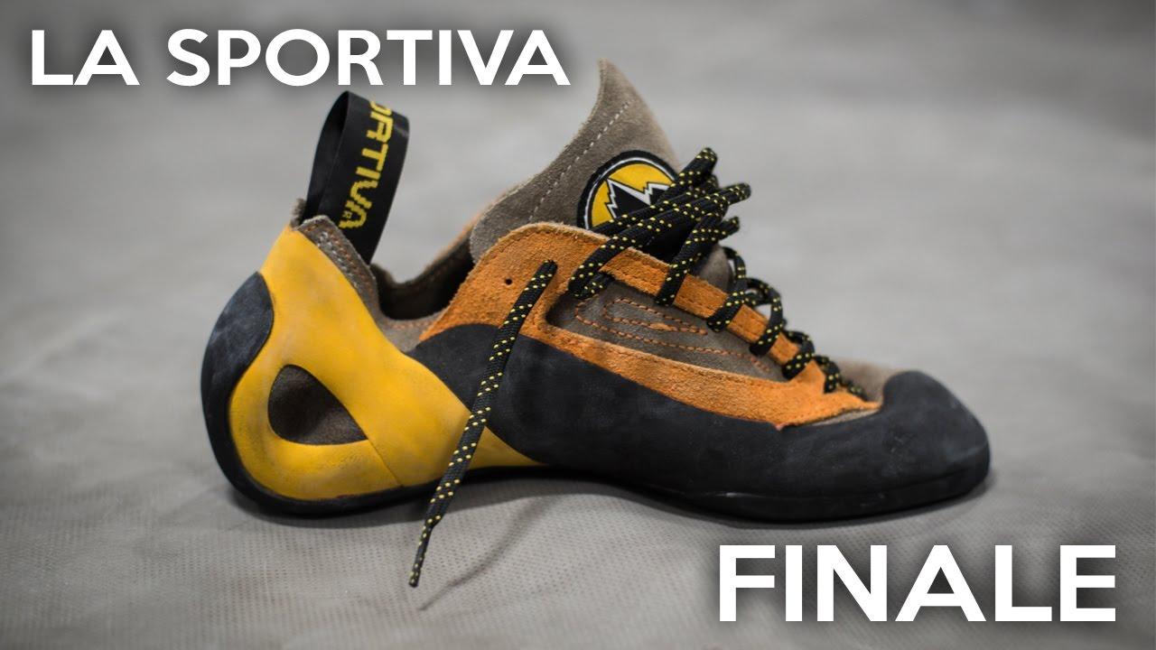 e5f16e1021b5a La Sportiva Finale - YouTube