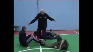 "Energy  Self Defense  Systema Vadim Starov ""No Contact Combat"""
