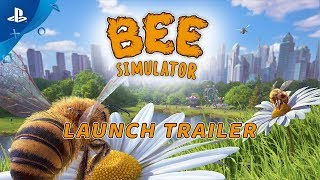 Bee Simulator - Launch Trailer | PS4