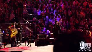 Down With Webster - Whoa is Me - Live at We Day 2010