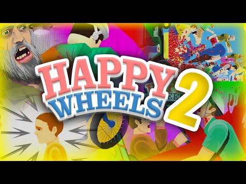 FARANNO HAPPY WHEELS 2!! - Happy Wheels [Ep.171]