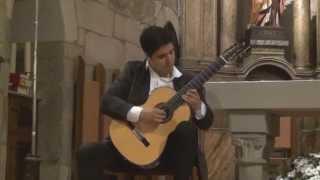 Mallorca - Barcarola op.202 (Isaac Albéniz) performed by Fabiano Borges (Spain, 2014)