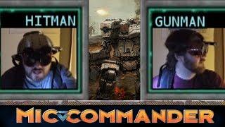 MicCommander - MechWarrior Online