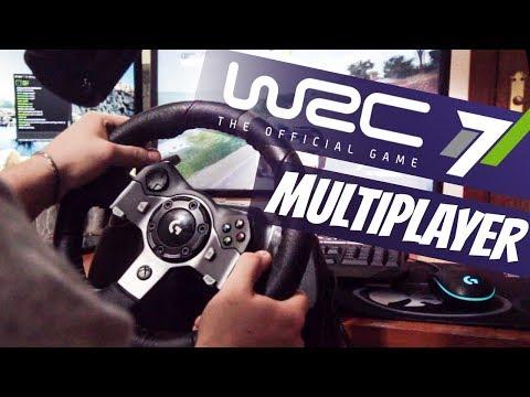 OMG Penalizare peste 1 Min | WRC 7 [WheelCam]
