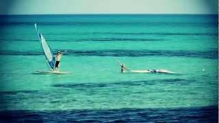 Surf Club & Camp Keros in Limnos Island, Greece