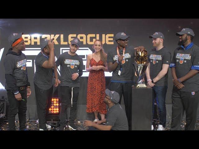 NBA 2K19: The Prelude & NBA 2K League Finals – NBA 2KTV