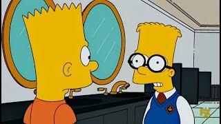 Los Simpson - Bart Tiene Un Doble - Audio Latino HD Parte (1/5)