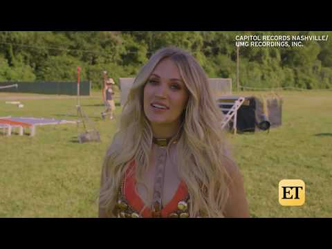 Carrie Underwood's 'Love Wins' Music Video | Behind the Scenes (Exclusive)