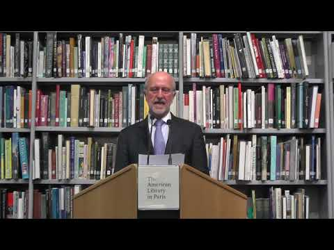 Christopher Dickey @ The American Library in Paris | 28 October 2015