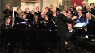 Choeur Mare Nostrum - Requiem Allemand (Dragui TV)