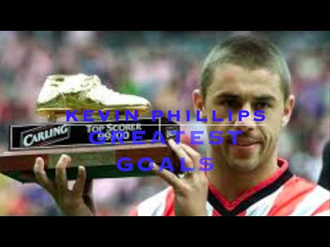 Kevin Phillips: Greatest Goals