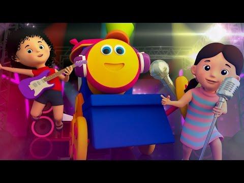 Bob The Train | lets have fun | original song | nursery rhymes | kids songs | 3d rhymes | kids tv