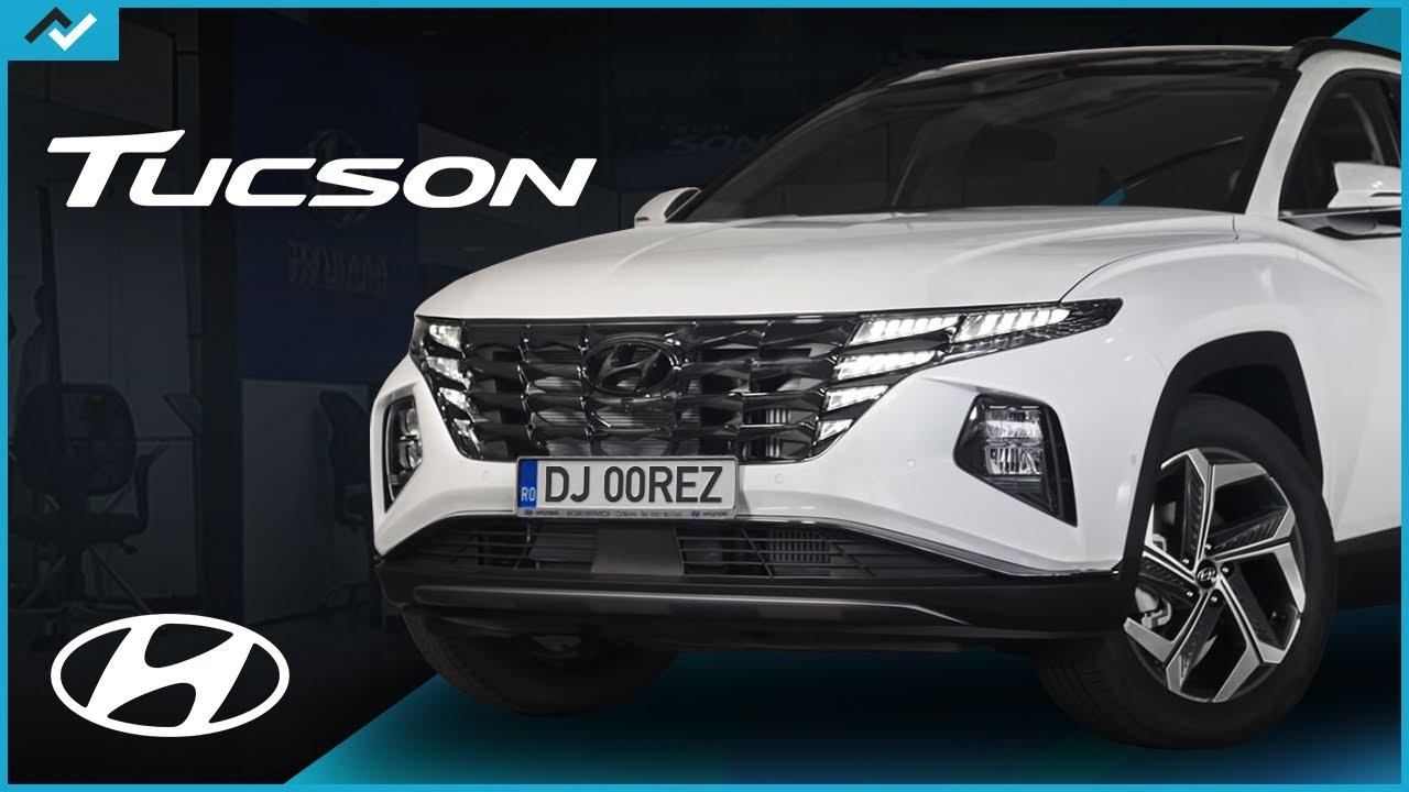 Prezentare Hyundai Tucson 2021 - PREMIERĂ NAȚIONALĂ