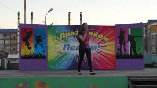 Нюша-Цунами (Милана Маркова)
