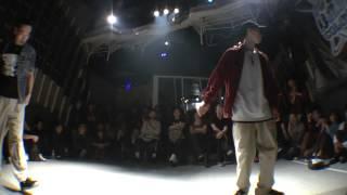 Masaaki Vs NABETA BEST8 SUPER FRIDAY LOCKIN 1on1 BATTLE 15 03 13