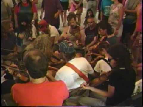 Great Blue Heron Music Festival 1994- OldTimeJam-Louder Audio