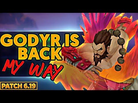 6.19 Godyr My Way | Gatez