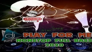 Download Lagu DJ PLAY FOR ME BREAKBEAT MIXTAPE DUGEM NONSTOP 2020 KENCENG mp3