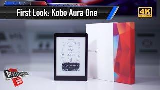 First Look: eBook-Reader Kobo Aura One