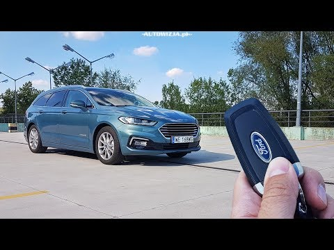 Ford Mondeo Hybrid 2.0 187 e-CVT TEST Hybrydy w kombi