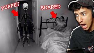 I Found The SCARIEST FNAF Movie... (Puppet Origin)
