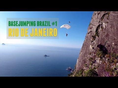 RIO DE JANEIRO - Basejumping Brazil #1