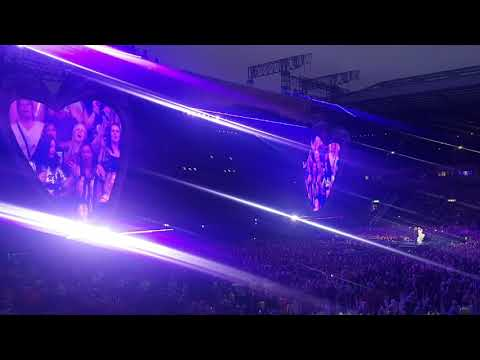 Pink - Walk Me Home (Acoustic) At Anfield Stadium Liverpool On 25th June 2019