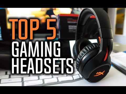 Best Gaming Headsets in 2018 - Which Is The Best Headset For Gaming?