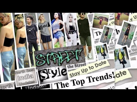 ✔Top Trends Street Fashion outfit on demand in Northeast India 2017 (summer special)