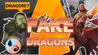 FIRE THE LAZORS!!! Sarkhan Fake Dragons Standard MTG Arena War of the Spark