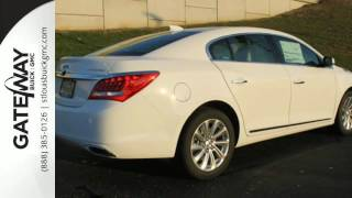 New 2016 Buick LaCrosse St Louis MO St Charles, MO #160305