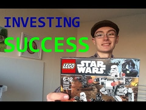 5 TIPS FOR LEGO INVESTING SUCCESS