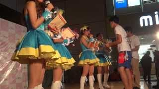 """2013年10/26(土)、町田ターミナルプラザで、地元町田のご当地アイドル""""..."""