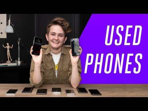 The smart way to buy a used phone online