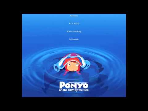 Ponyo on the Cliff by the Sea  (Việt Sub)