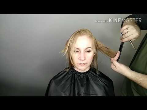 Стрижки для вьющихся волос (66 фото): короткие, средние