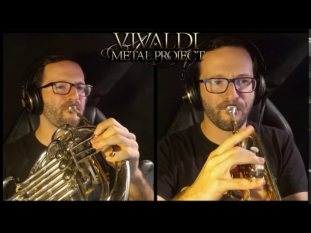 New Album Featured Artist - French Horn and Trumpet player Marc Papeghin