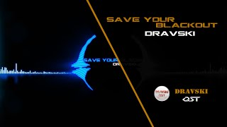 Amazing Electronic Background Music with Drum Beats! Dravski - Save Your Blackout. Audio Visual HD!