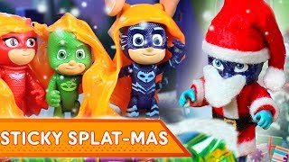 PJ Masks Creations 💜🎄 MERRY SPLAT-MAS 🎄Christmas Special | | Play with PJ Masks