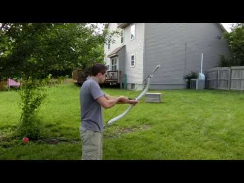 Shooting the Magyar-Style Giveaway Bow