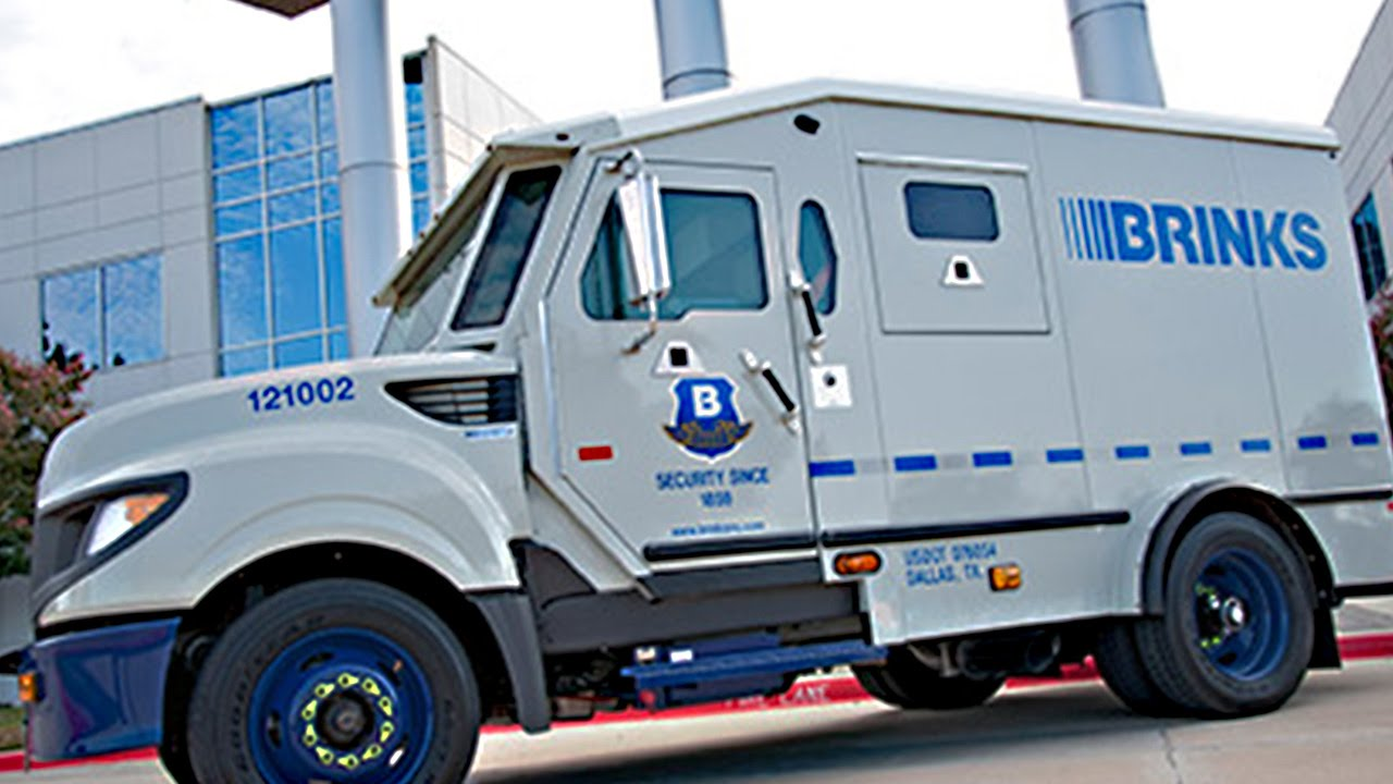 armored car transport company could find itself in a proxy fight