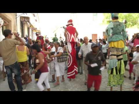 Cuban City in Motion Festival Keeps Dance Alive