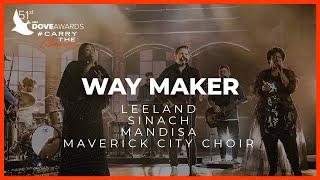 Leeland ft. Sinach, Manḋisa & Maverick City Choir: