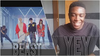 Video BEAST [비스트] - YeY [예이] MV Reaction download MP3, 3GP, MP4, WEBM, AVI, FLV Juni 2018