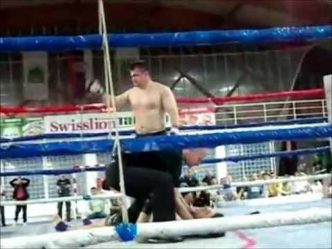 Olenichenko Semen MMA Secutor vs Dejan MarinkovićKBK Knez Lazar