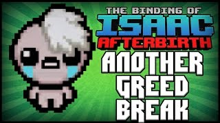 Greed Mode BROKEN #4 - Afterbirth Greed Mode [66]