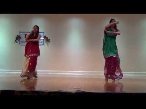 Vaishu and Swarna Orugalluke Pilla Dance