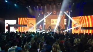 Группа MBAND на Девичник Teens Awards 2017
