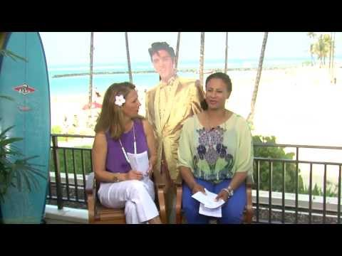 Celebrity Sightings at the Hilton Hawaiian Village